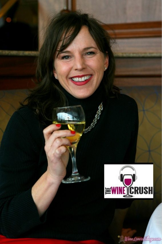 Your favorite Chardonnay guzzling diva at The Wine Crush, Laura Lawson, a veteran of the wine business, has hosted the radio show for its 10-year duration.