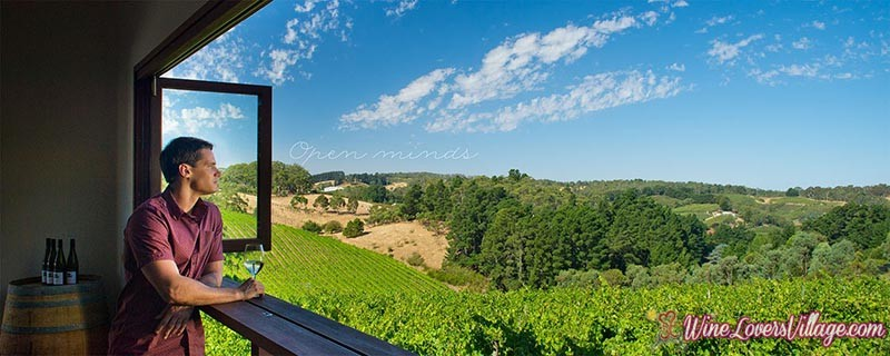 Southern Australia's Adelaide Hills Wine region produces Italian style wine.