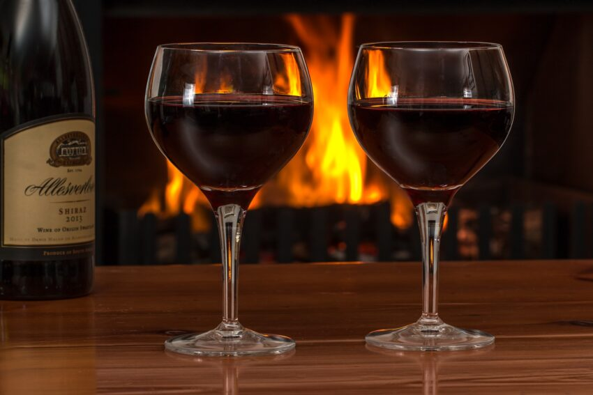 Storing and caring for your wine includes temperature control.