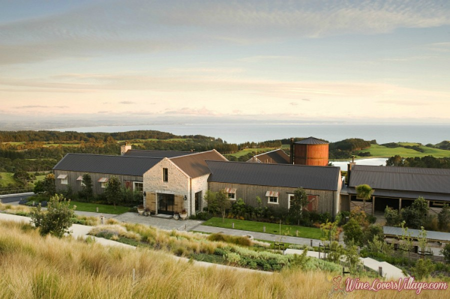 New Zealand CapeKidnappersLodge-front-view