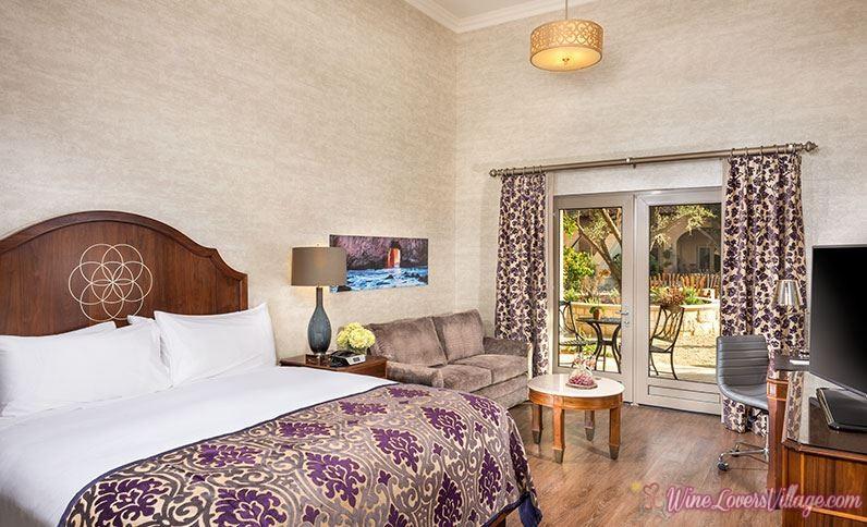 Photo Credit: Allegretto Vineyard Resort