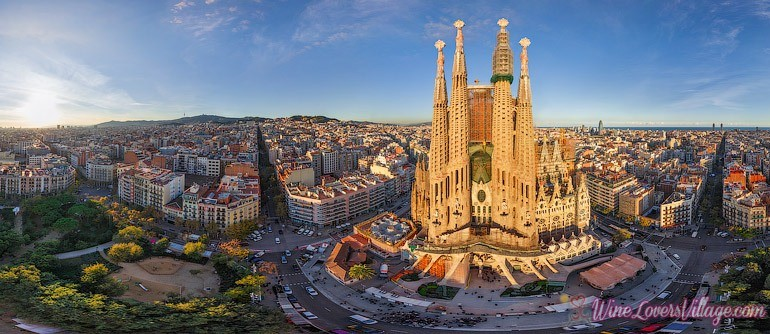 Barcelona spain-itinerary-1