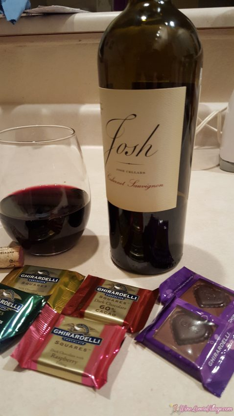 Ghirardelli Chocolate - Josh Cellars