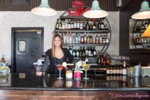 Rachel McQueeny - Cafe Marmotte Bar