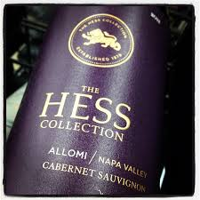 Hess Estate Allomi Cab Sauv 12