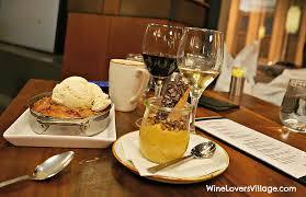 Bring on dessert at downtown restaurant Denver's Pub 17 at Welton, Grand Hyatt Denver