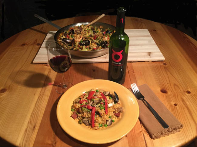 Enter to win a trip to Spain - Tarantas Wines Taste of Spain Recipe Contest