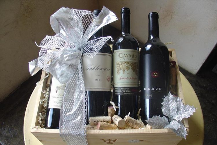 Wine gift baskets for any occasion wine lovers village giftbasket wine gift baskets negle Image collections