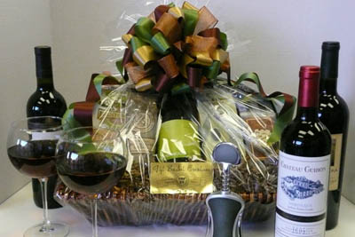 Wine Gift Baskets For Any Occasion