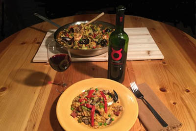 Tarantas Wines Taste of Spain Recipe Contest