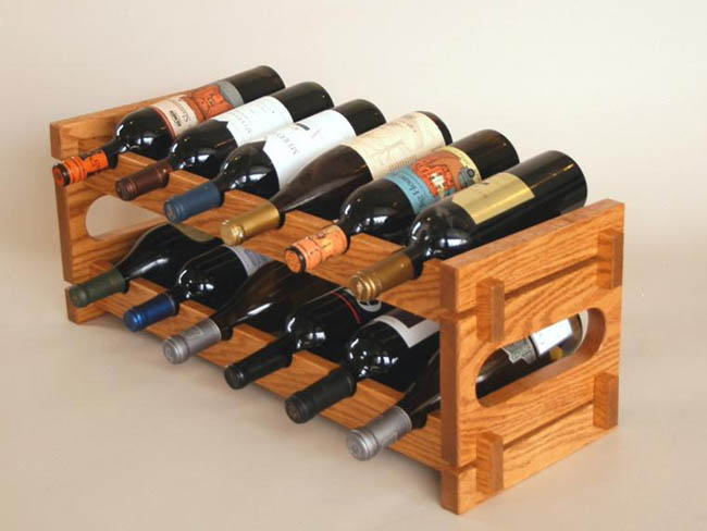 Why You Should Use A Wine Rack Wine Lovers Village