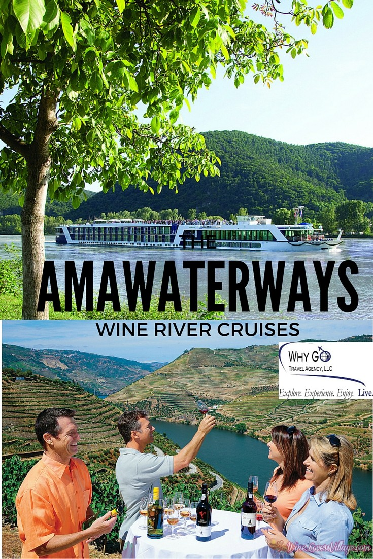 AmaWaterways Wine River cruises