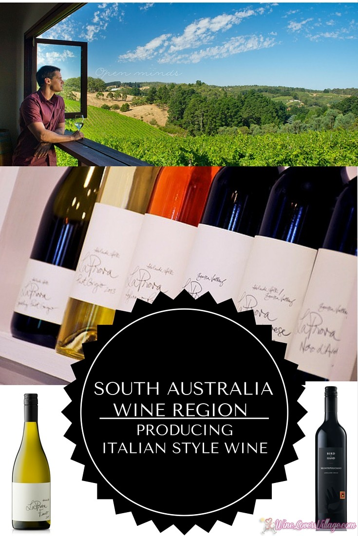 Australia Wine Region Italy Wines