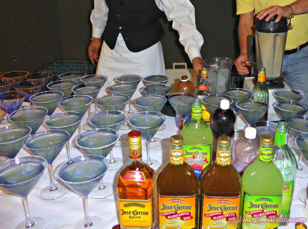 Jose Cuervo Tequila Tasting in Puebla, Mexico