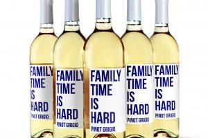 Family is Hard Pinto Grigio