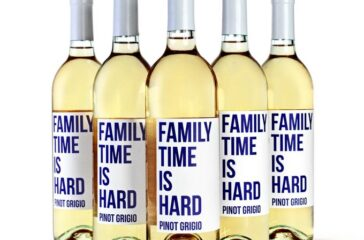 Family is Hard Pinto Grigio
