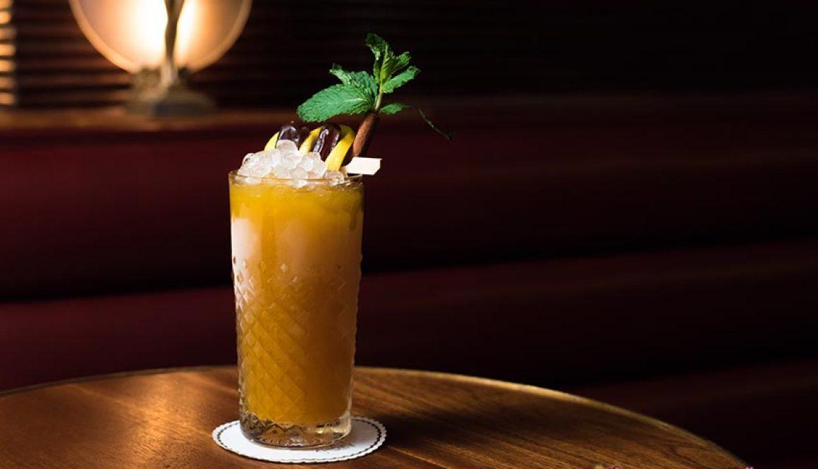 healthy cocktail recipes includes this delicious Casablanca cocktail