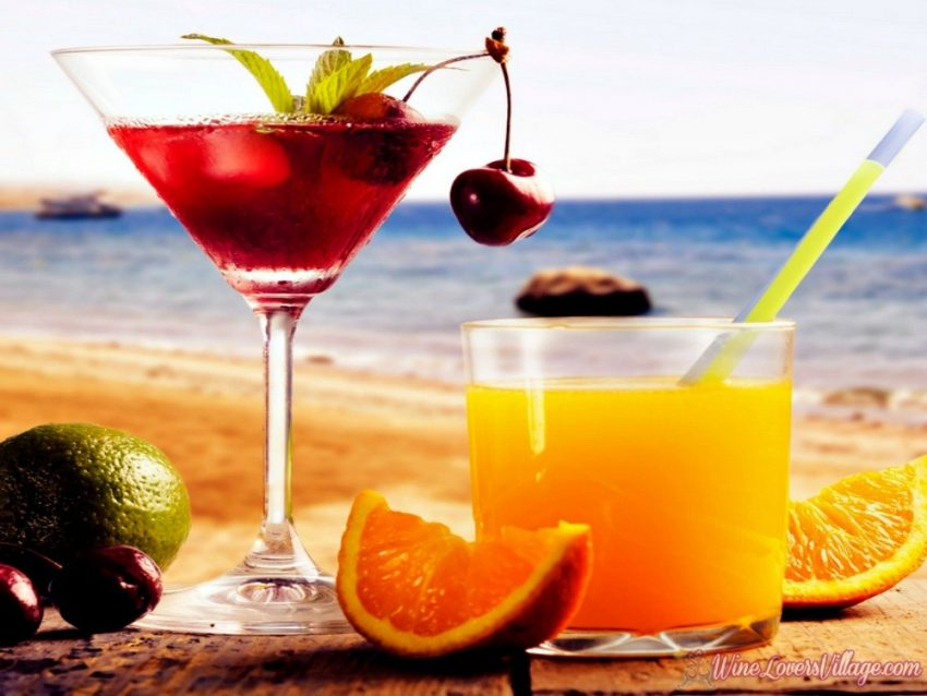 do you have some ideas for puerto rican rum cocktails and maybe some desserts