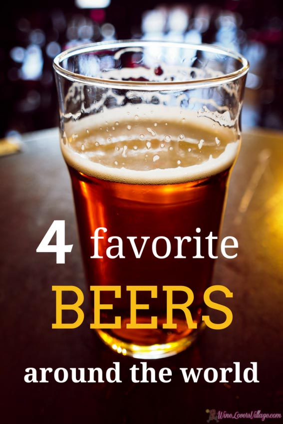 what are favorite local beers from around the world