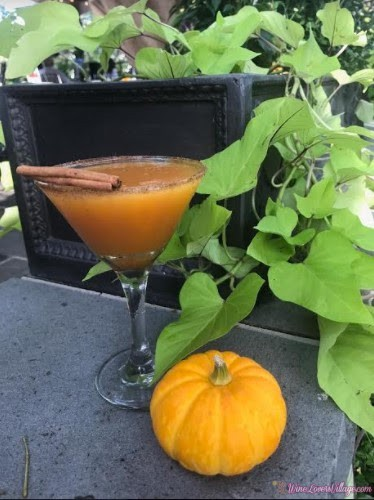 Get into the spirit with recipes for Halloween cocktails including the Smashing Pumpkin martini cocktail.