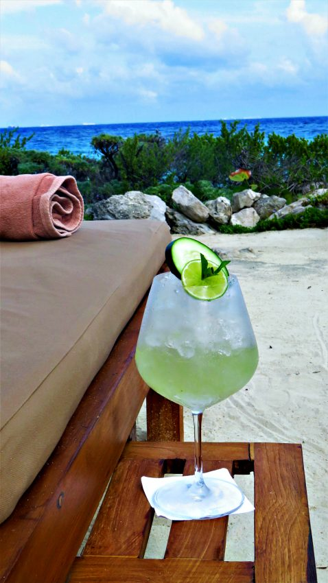 Basil Mojito Photo & Recipe: Occidental at Xcaret Destination