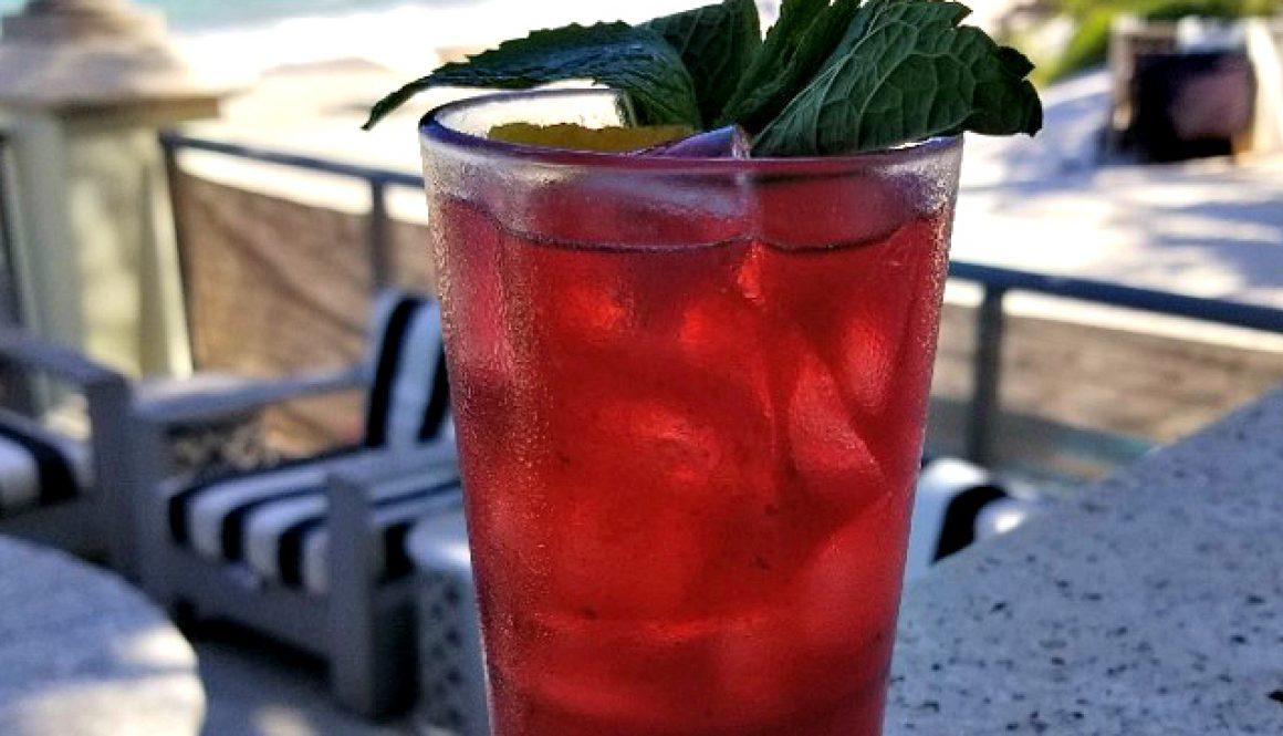 Easy mojito drink recipes: Vero Beach Mojito Photo & recipe: Kimpton Vero Beach Hotel & Spa