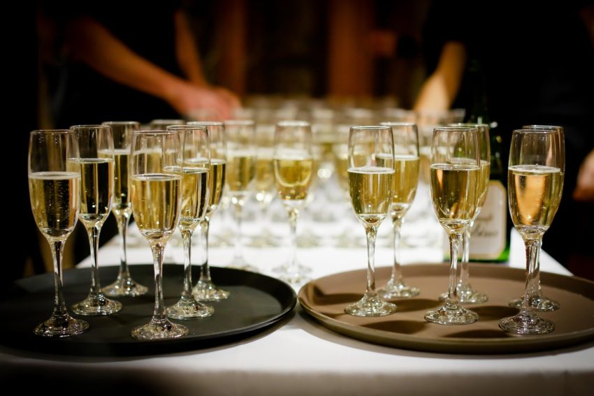 So many reasons to celebration National Champagne Day!