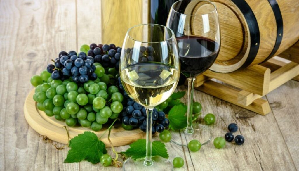 No matter whether you prefer white or red, you'll find your favorite reason to indulge in these National Wine Days for 2020.