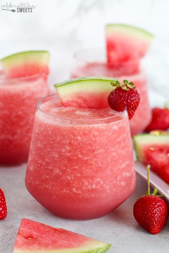 Chill out this summer with Froze Slushies!