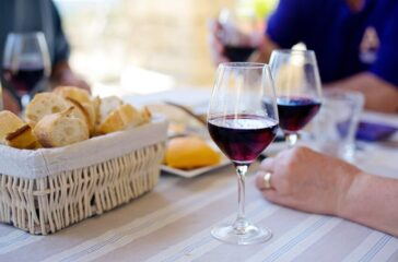 The most popular type of wine is Red!